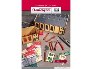 Auhagen 41638 Elektromotoren